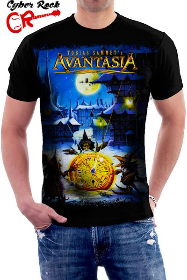 Camiseta Avantasia