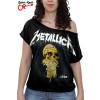 Blusinha Metallica One