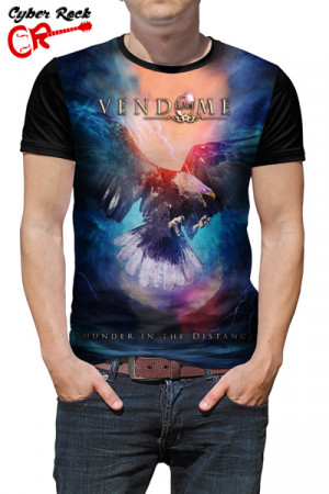 Camiseta Place Vendome - Thunder in the distance