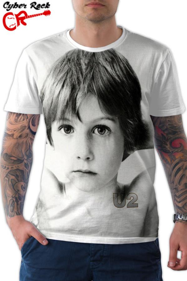Camiseta U2
