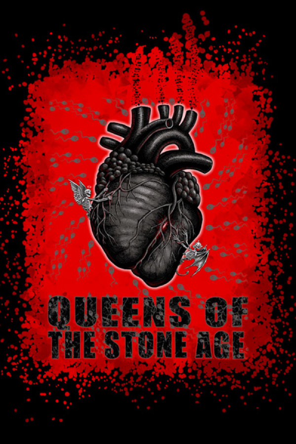 Camiseta Queens of the Stone Age