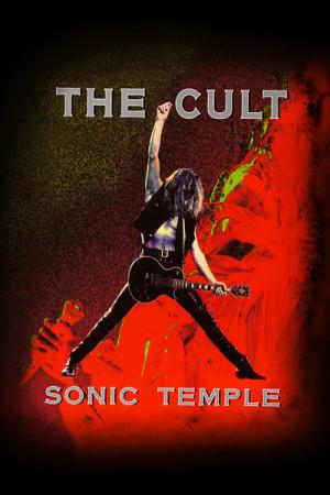 Camiseta The Cult Sonic Temple