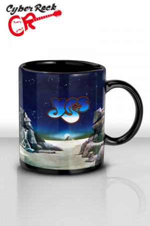 Caneca Yes Tales From Topographic Oceans