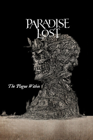 Camiseta Paradise Lost The Plague Within