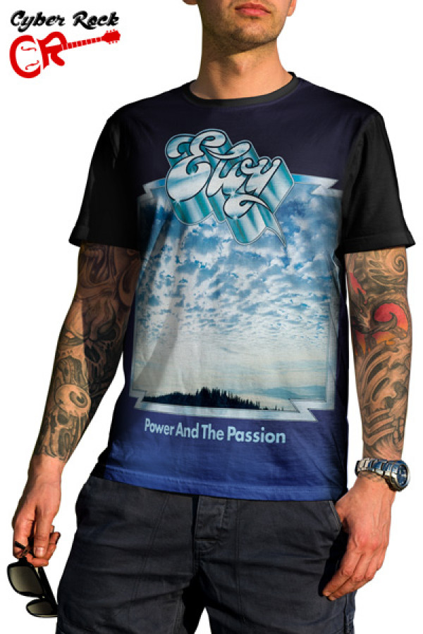 Camiseta Eloy Power and the Passion