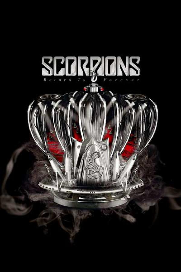 Camiseta Scorpions Return to Forever