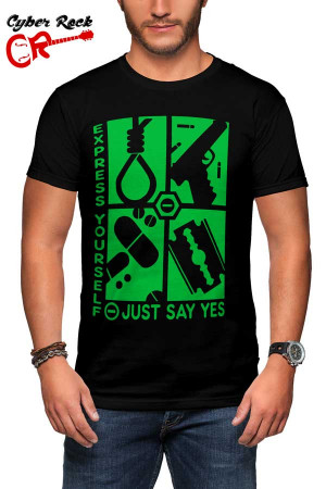 Camiseta Type O Negative Express Yourself
