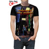 Camiseta David Bowie - Ziggy Stardust