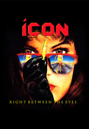 Camiseta Icon Right Between the Eyes