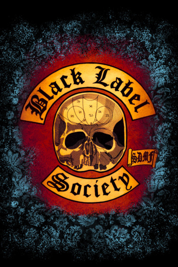 Camiseta Black Label Society II