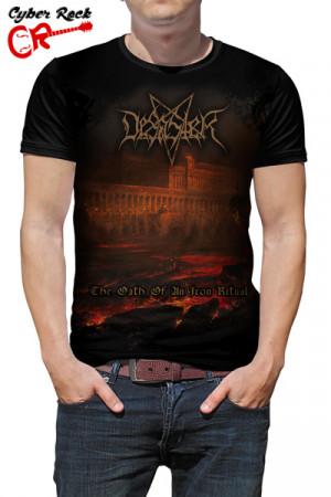 Camiseta Desaster - The Arts of Destruction