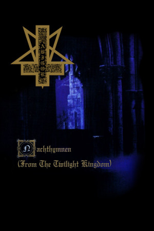 Camiseta Abigor Nachthymnen (From the Twilight Kingdom)