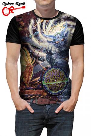 Camiseta Rings of Saturn Lugal Ki En
