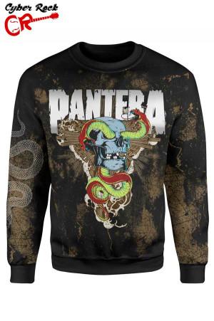 blusa moletom pantera