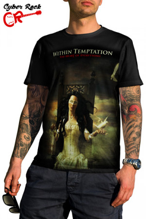 Camiseta Within Temptation The Heart Of Everything