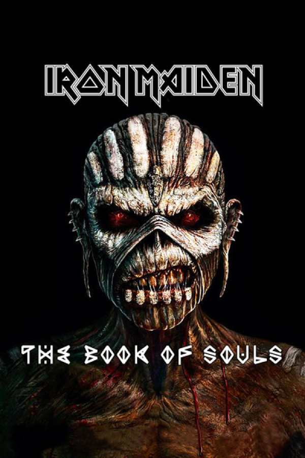 Blusinha Iron Maiden Book Souls