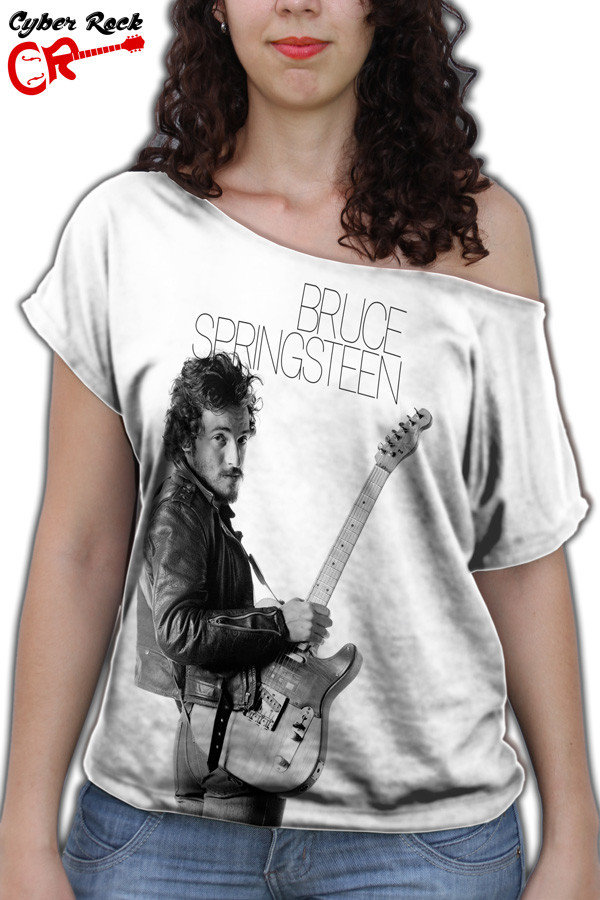 Blusinha Bruce Springsteen