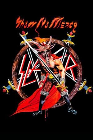 Camiseta Slayer Show no Mercy