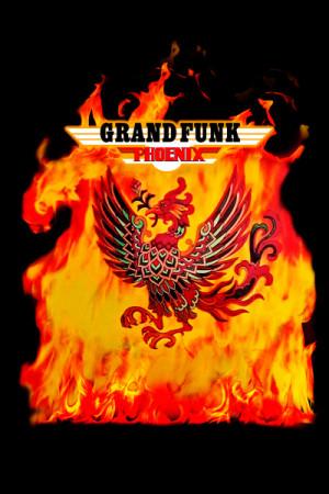 Grand Funk Railroad Phoenix