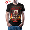 Camiseta Danzig Black Laden Crown