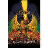 Camiseta Dio Killing the Dragon
