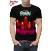 Camiseta Deep Purple Burn