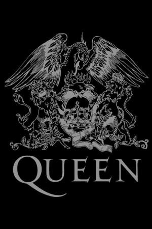 Blusinha Queen Logo PB