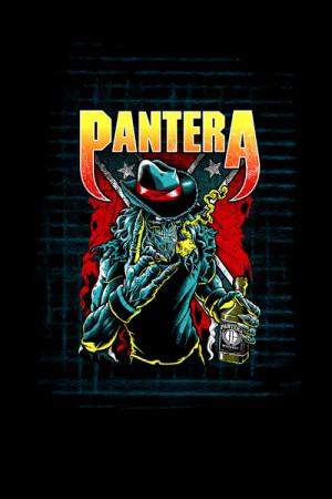 Capa Almofada Pantera