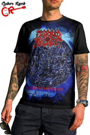 Camiseta Morbid Angel Altars of Madness