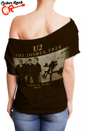 Blusinha U2 The Joshua Tree Premium