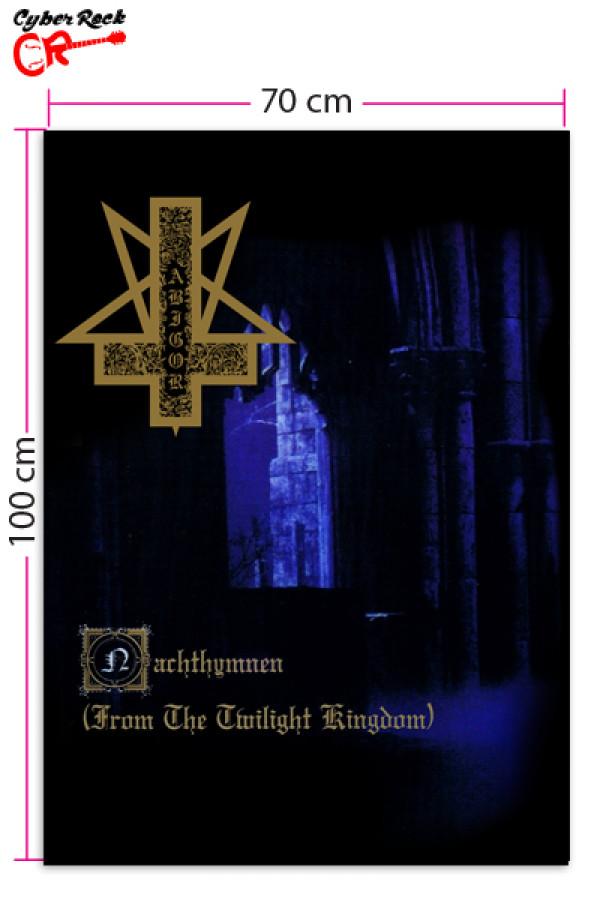 Bandeira Abigor Nachthymnen (From the Twilight Kingdom)