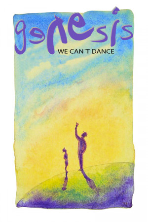 Camiseta Genesis We Can't Dance
