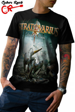 Camiseta Stratovarius Darkest Hours
