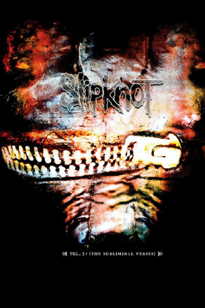 Camiseta Slipknot - The subliminal verses