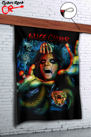 Bandeira Alice Cooper