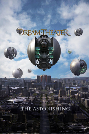 Blusinha Dream Theater the Astonishing