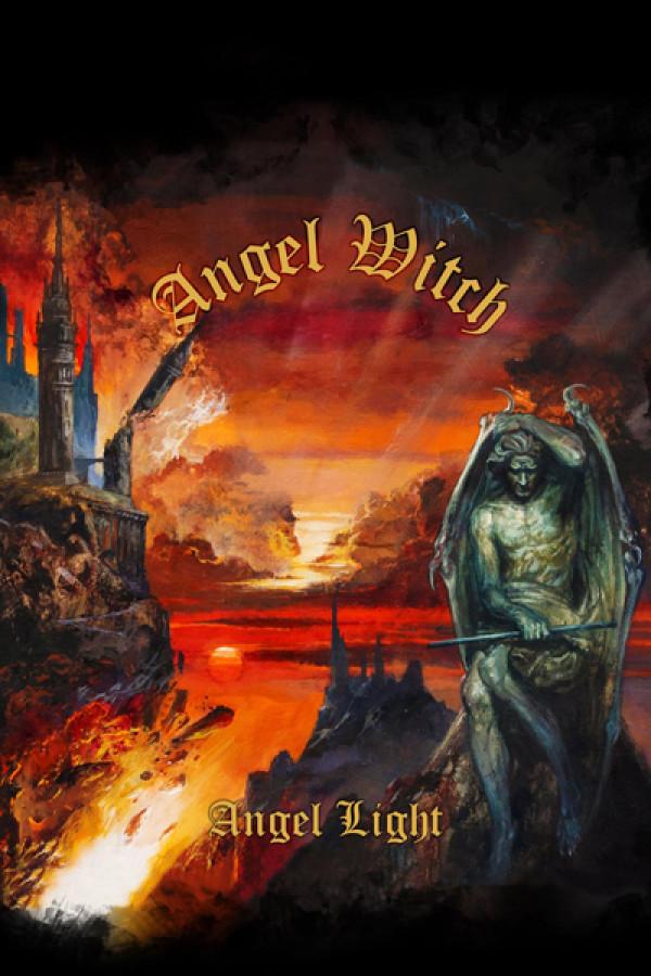 Arte Angel Witch Angel Light