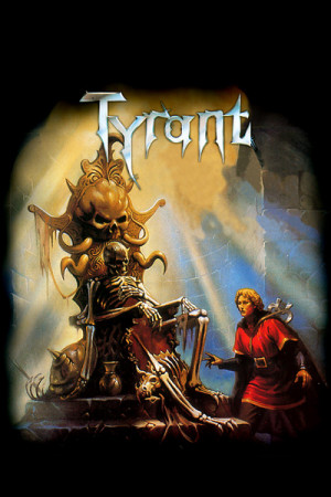 Camiseta Tyrant