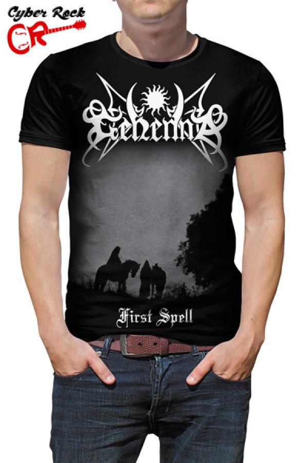 Camiseta Gehenna First Spell