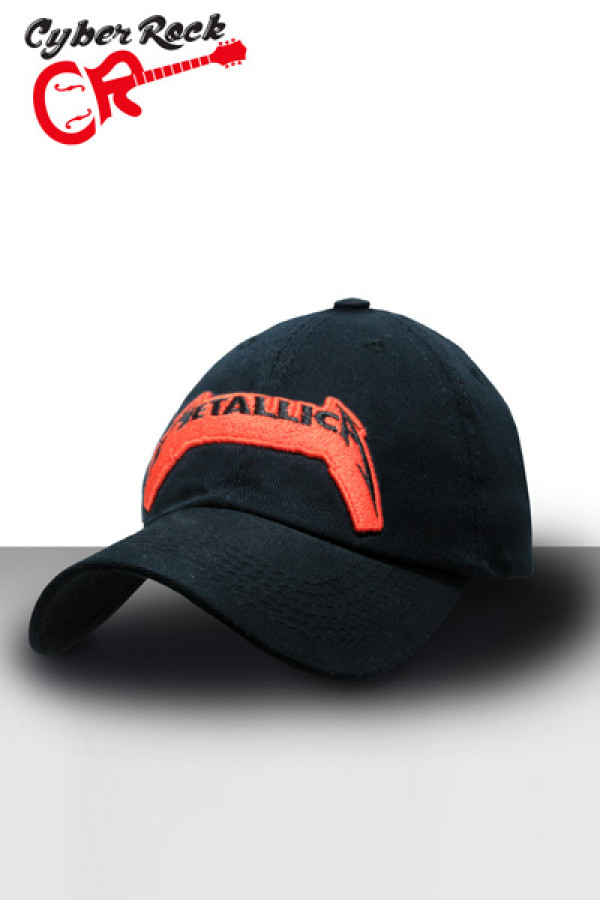 Boné Metallica
