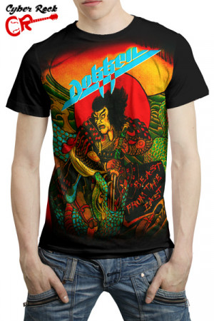 Camiseta Dokken Beast from the East