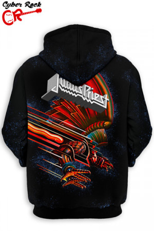 Blusa Moletom Judas Priest Screaming For Vengeance