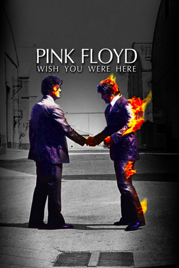 Blusinha Pink Floyd Wish You Were Here