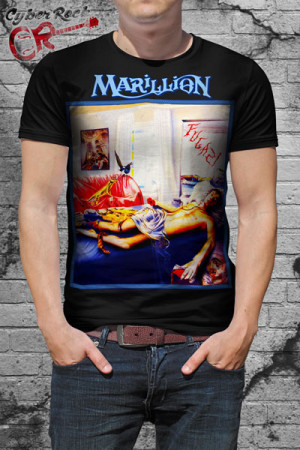 Camiseta Marillion Fugazi