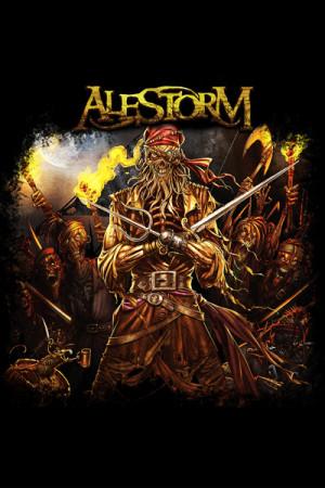 Blusinha Alestorm