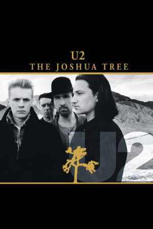 Camiseta U2 The Joshua Tree