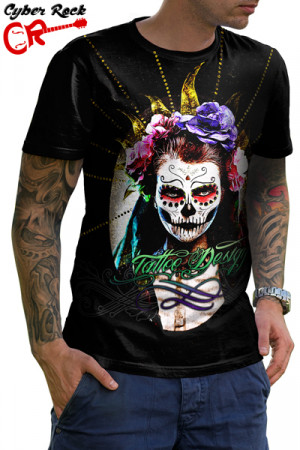 Camiseta Tatoo Design