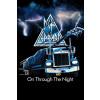 Camiseta Def Leppard on Through the Night