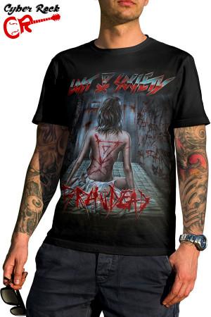 camiseta Lost Society Braindead