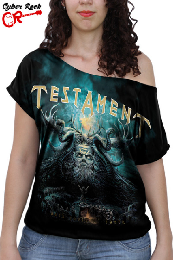 Blusinha Testament
